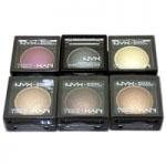 NYX Baked Eye Shadow (12pcs) (Assorted) (£1.25/each) R593