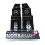 Technic Loose Glitter (12pcs) (28543) (Mistique) (£0.98/each) D/34c