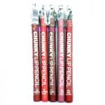 Technic Chunky Lip Pencil (18pcs) (27625) (Nude) C24 (£0.27/each)