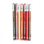 Lilyz Waterproof Lipliner Pencil (12pcs) (Assorted) (£0.52/each) R274