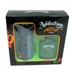 Rio Gift Set (Mens 50ml EDT + 150ml Body Spray) Addiction (2148) - DAMAGED BOX