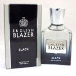Black (Mens 100ml EDT) English Blazer (8310)