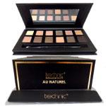 Technic Au Naturel Eyeshadow Palette (28552) 12pcs A21 (£2.17/each)