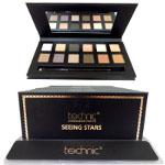 Technic Seeing Stars Eyeshadow Palette (28553) 12pcs  (£2.17/each) A/13