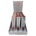 Body Collection Nude Collection Moisture Lipsticks (18pcs) - (18602) C17 (£0.99/each)