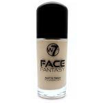 W7 Face Fantasy Matte Finish Foundation - Sand (3pcs) (FFMFLS) (£2.25/each) C84