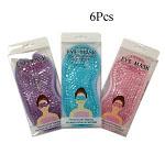 CS Beauty Aqua Peas Eye Mask (6pcs) (£1.63/each) (S2049)