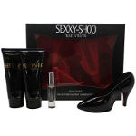 Sexxy-Shoo Black (4pc Ladies EDP Set) Laurelle (1355)