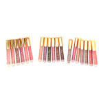 Technic/Soho Chic Velvet Matte Lip Cream (Assorted) (24pcs) (0.20/each) R147