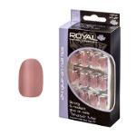 Royal 24 Tease Me Nail Tips with 3g Glue (6pcs) (NNAI239) (ROYAL 17) (£1.05/each)