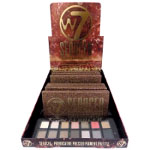 W7 Seduced Eyeshadow Palette (6pcs) (SEDUCED) (7552) (£3.17/each) A/24