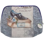 Royal Vintage Couture Toiletry Bag (MBAG419) (6pcs) (ROYAL 151) (£4.31/each)
