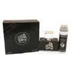 Al Dur Al Maknoon (Unisex Halal 100ml EDP + Deodorant) Lattafa (1863) (ARABIC/86)