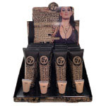W7 Ultimate Cover Up Face & Body Make Up (20pcs) Light (4902) (£1.40/each) B/35
