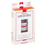 Sally Hansen Hard As Nails Hardener (Clear Transparent) - 45077 (2pcs) R/657