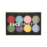 Technic Face Palette (12pcs) (29706) (£1.47/each) C/100