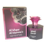 Al Ishque Al Mamnu'e (Unisex 100ml EDP) Lattafa (4672) (ARABIC/07)
