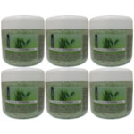 Bio Glow Aloe Vera and Vitamin E & B5 Face & Body Scrub (6pcs) 3251 (£0.75/each)