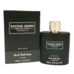 British Style (Men's 100ml EDT) Racing Green (9316)