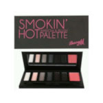 Barry M Smokin' Hot Shadow & Blush Palette (3pcs) (1021) (£2.50/each) R491