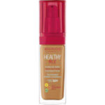 Bourjois Healthy Mix Anti-Fatigue Foundation (3pcs) (60 Dark Amber) (£2.00/each) (1591)