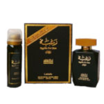 Raghba For Man Limited Edition (Mens Halal 100ml EDP + Deodorant) Lattafa (0065) (ARABIC/125)