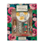Body Collection Vintage Lips Lipstick Set (999603) (Options) CHRISTMAS- 1003