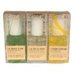 L'Oreal Nail Care Nail Polish (12pcs) (Assorted) (£1.35/each) R632