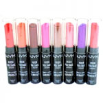 NYX High Voltage Lipstick (12pcs) (Assorted) (£0.50/each) R591