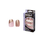 Royal 24 Pearlesque Nail Tips with 3g Glue (6pcs) (NNAI263) (£1.23/each) (ROYAL 121)