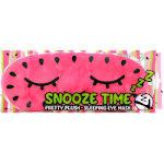 W7 Snooze Time Pretty Plush Sleeping Eye Mask (6pcs) 2199 (£2.16 / each) B/13
