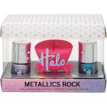 Technic Halo Metallics Rock Nail Varnish Collection (999902) (Options) CHRISTMAS-1030