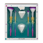 Technic Halo Get Glam Brush & Blender Set (999910) (Options)  CHRISTMAS-1109
