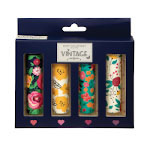 Body Collection Vintage Tinted Lip Balm Set (999613) (Options) CHRISTMAS-1082