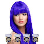 La Riche Directions Hair Colour - Neon Blue (4pcs) (1370) (£2.13/each) 32