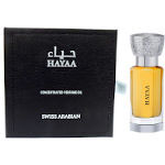 Hayaa Perfume Oil (12ml) Swiss Arabian (1328)