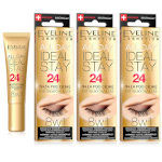 Eveline All Day Ideal Stay 24H Eyeshadow Base (3pcs) (4832) (£1.25/each)