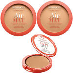 Bourjois Air Mat Pressed Powder (05 Caramel) (3pcs) (0671) (£2.00/each)