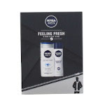Nivea Men Feeling Fresh Sensitive Duo Gift Set (6789)