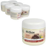 Bio Glow Cocoa Butter Moisturising & Nourishing Cream (6pcs) 8042 (£0.75/each)