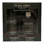 British Style Racing Green (Men's Gift Set 100ml EDT) (9439)