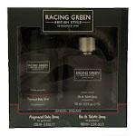 British Style Racing Green (Men's Gift Set 100ml EDT) (9439)
