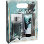 Sensible Man Gift Set (Mens 100ml EDT + Shower Gel) Omerta (FROMS113) (0130)