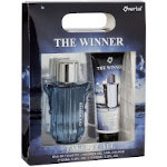 The Winner Takes It All Gift Set (Mens 100ml EDT + Shower Gel) Omerta (FROMS132) (0024)
