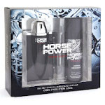 Horse Power Gift Set (Mens 100ml EDT + Deodorant) Linn Young (0138)