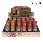 Saffron Pro-Matte Lipstick (24pcs) (Tray B) (4951) (£0.56/each) SAFFRON 97B