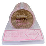 Sunkissed Pretty Sunkissed Bronzer (6pcs) (29033) (£1.14/each) SUNKISSED 33A
