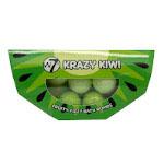 W7 Krazy Kiwi Fruity Fizzy Bath Bombs (6036) (BATHBKK) A/49