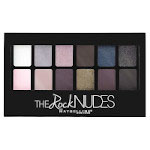 Maybelline The Rock Nudes Eyeshadow Palette (0742) R349