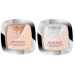 L'Oreal True Match Powder Glow Highlighter (12pcs) (2 Colours) (£2.50/each) R659